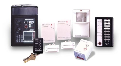 Home Security DS7000 Protector Plus